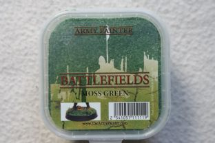 Army Painter BF4105 Moss Green Scatter